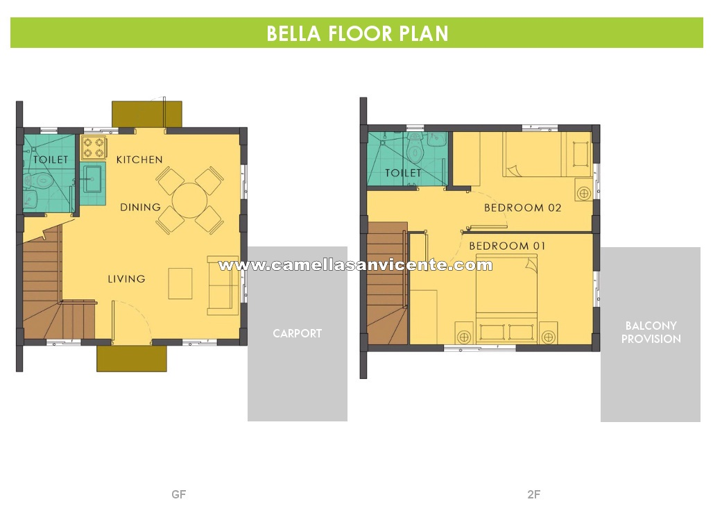 Bella  House for Sale in San Vicente