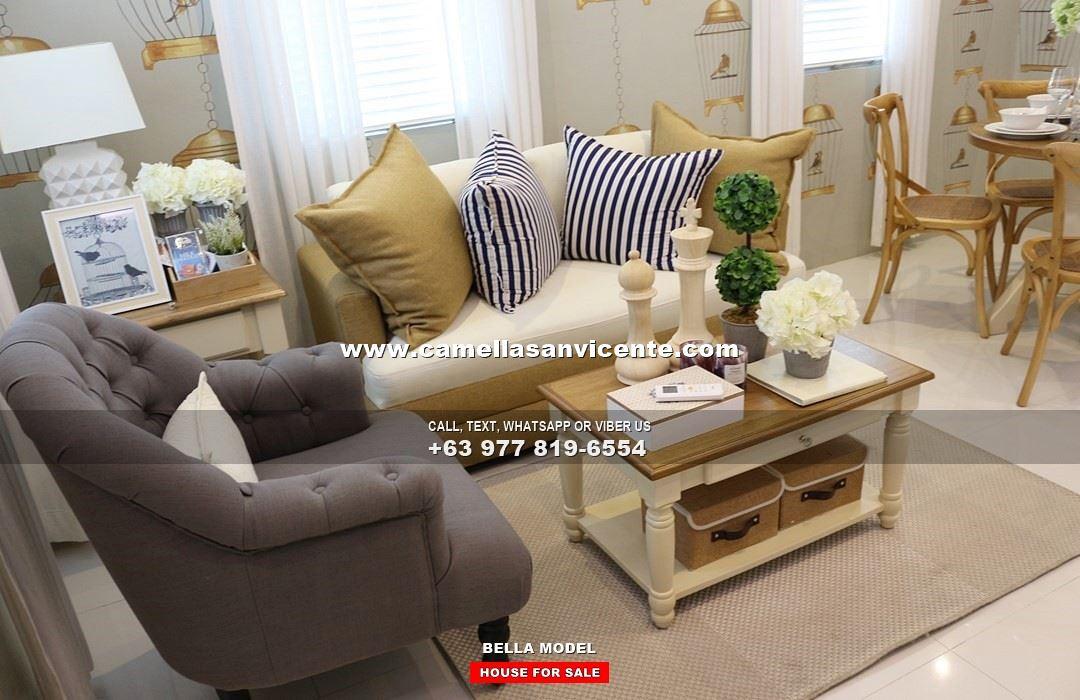 Bella House for Sale in Camarines Norte