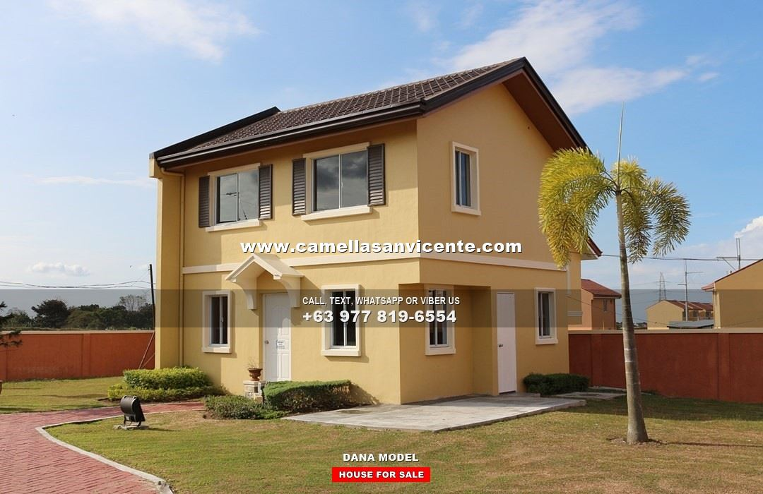 Dana House for Sale in Camarines Norte