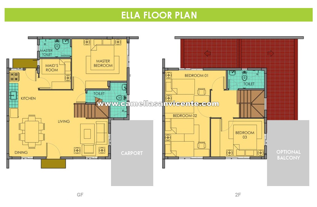 Ella  House for Sale in San Vicente