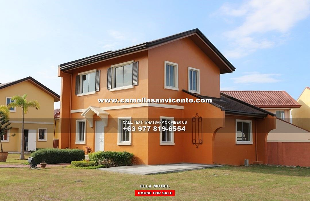 Ella House for Sale in Camarines Norte