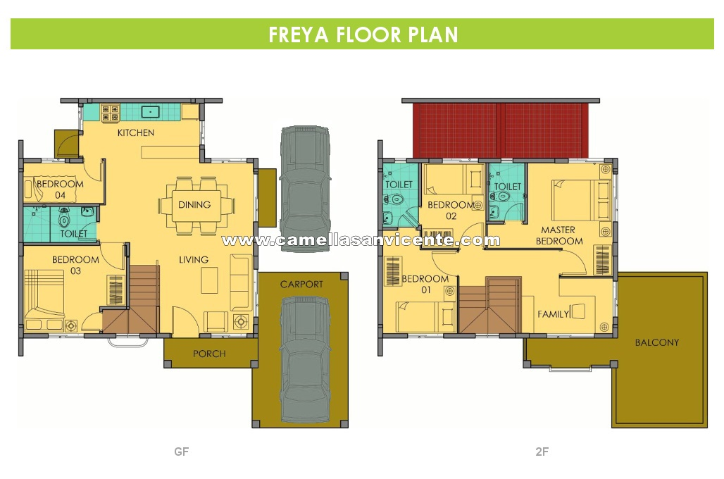 Freya  House for Sale in San Vicente