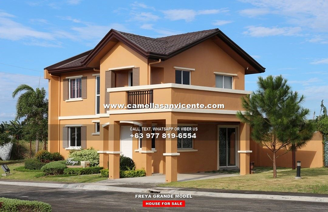 Freya House for Sale in Camarines Norte