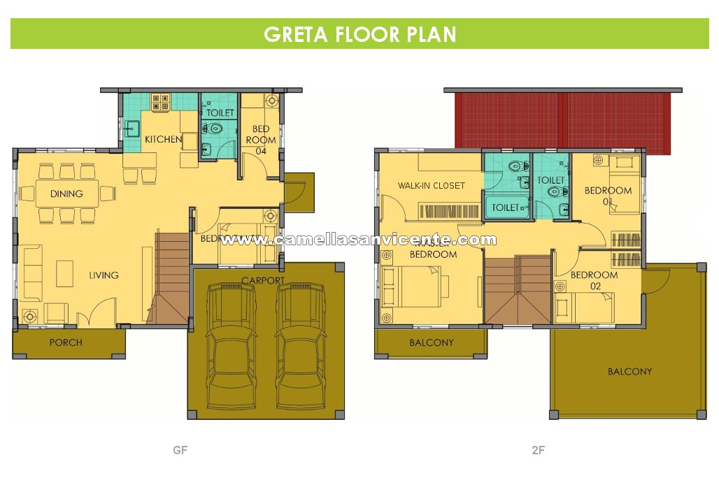 Greta  House for Sale in San Vicente