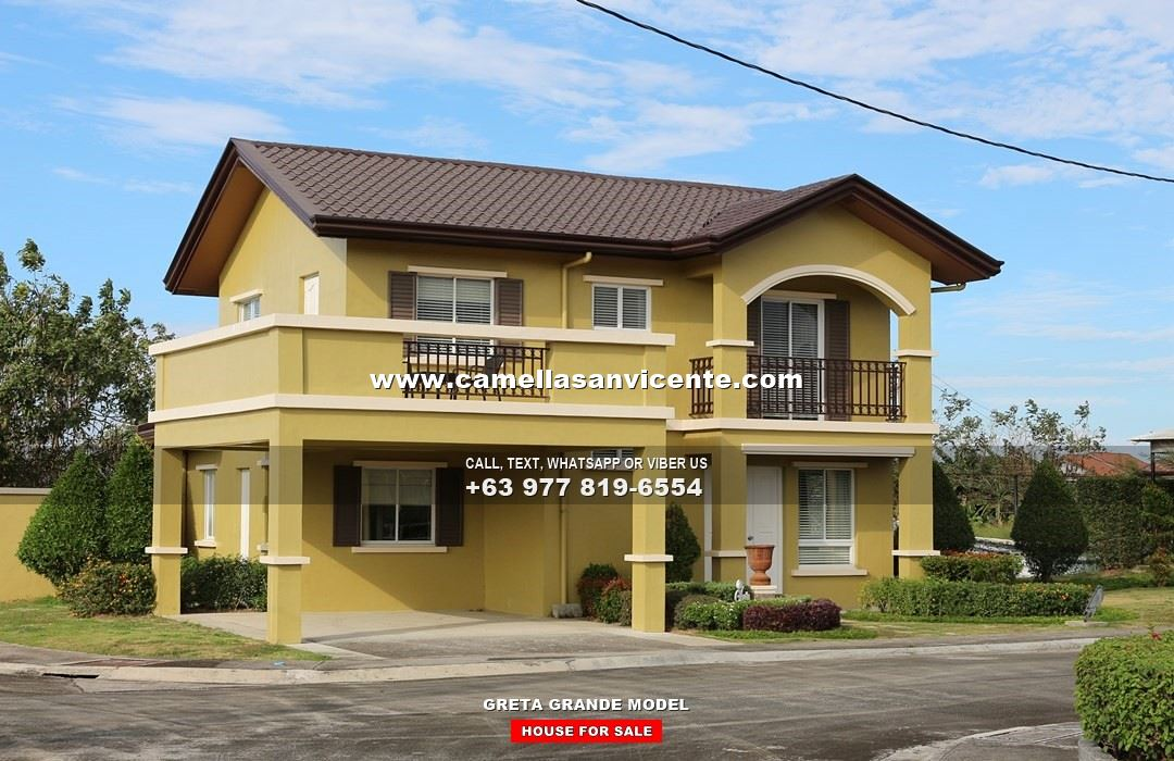 Greta House for Sale in Camarines Norte