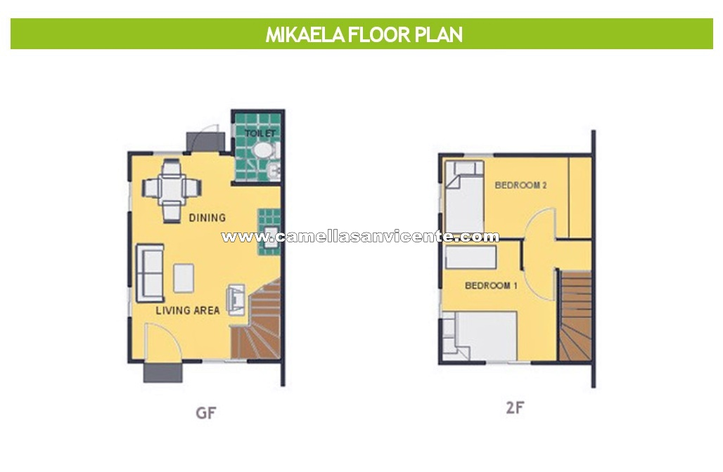 Mikaela  House for Sale in San Vicente