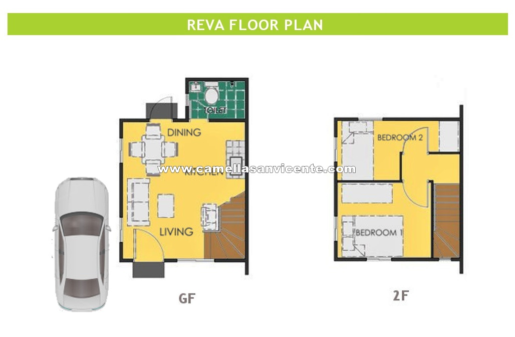 Reva  House for Sale in San Vicente