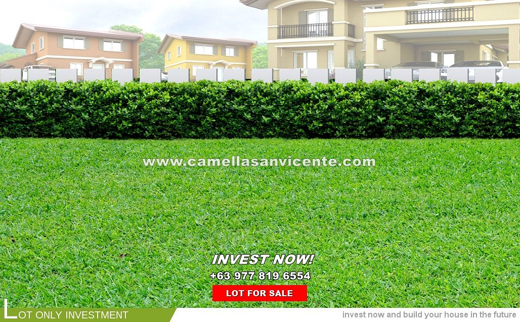 Lot House for Sale in Camarines Norte
