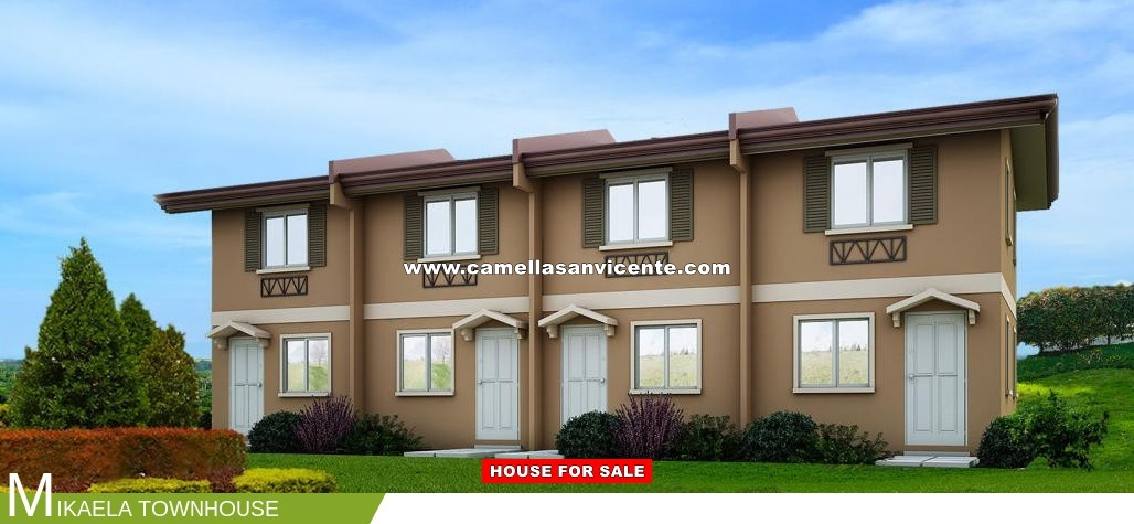 Mikaela House for Sale in Camarines Norte