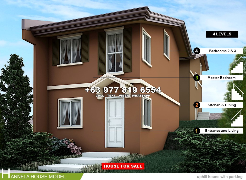 Hannela House for Sale in Camarines Norte