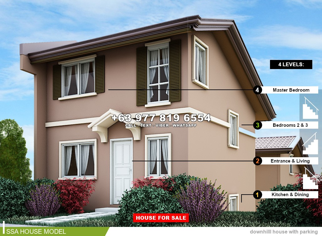 Issa House for Sale in Camarines Norte