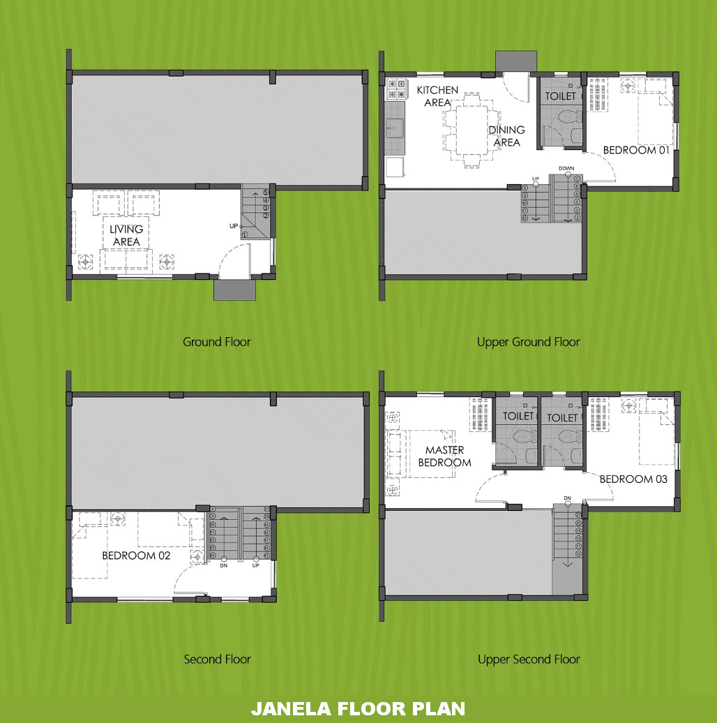 Janela  House for Sale in San Vicente