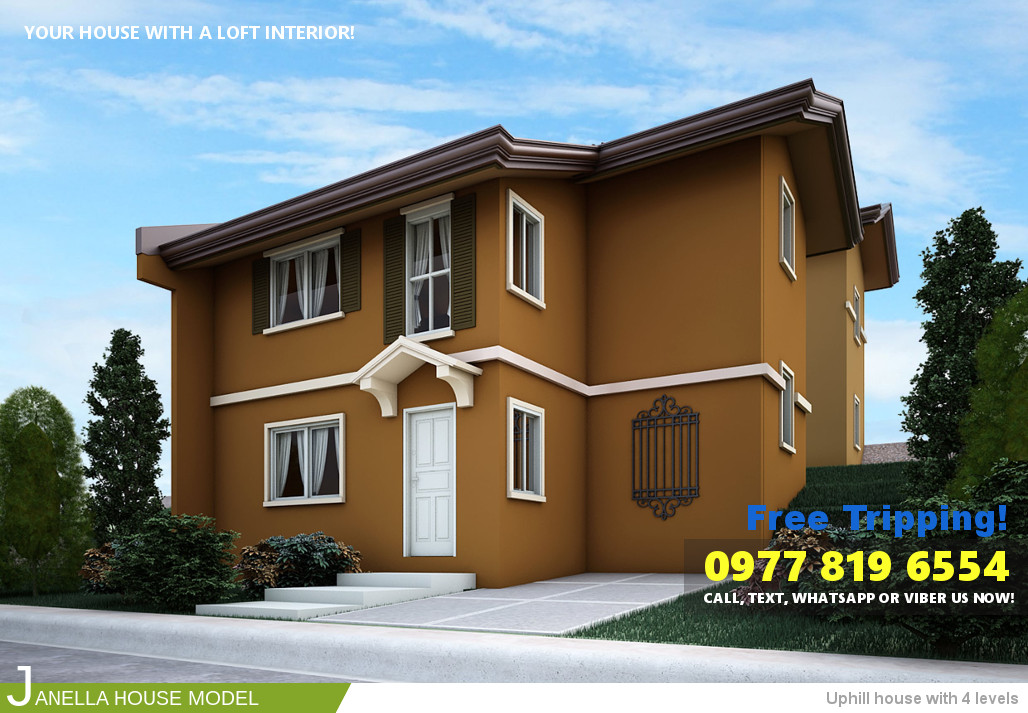 Janela House for Sale in Camarines Norte