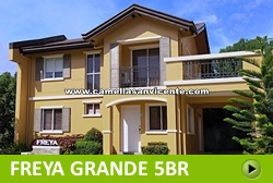 Freya House and Lot for Sale in San Vicente Camarines Norte Philippines