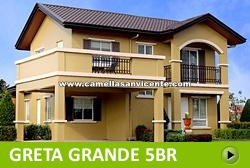 Greta House and Lot for Sale in San Vicente Camarines Norte Philippines