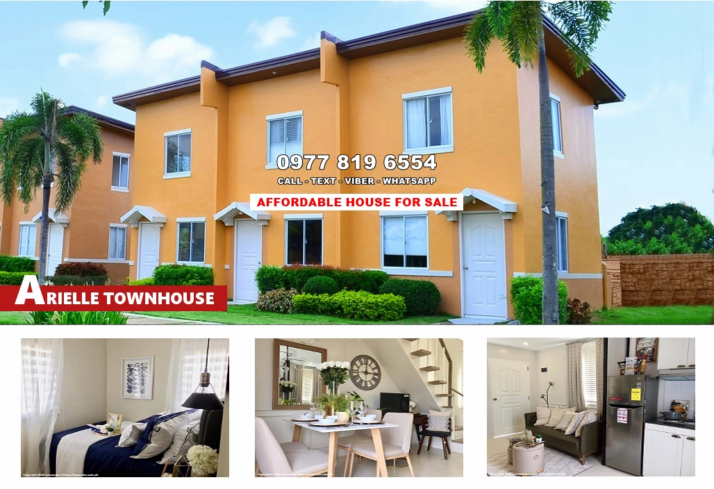 Arielle House for Sale in Camarines Norte