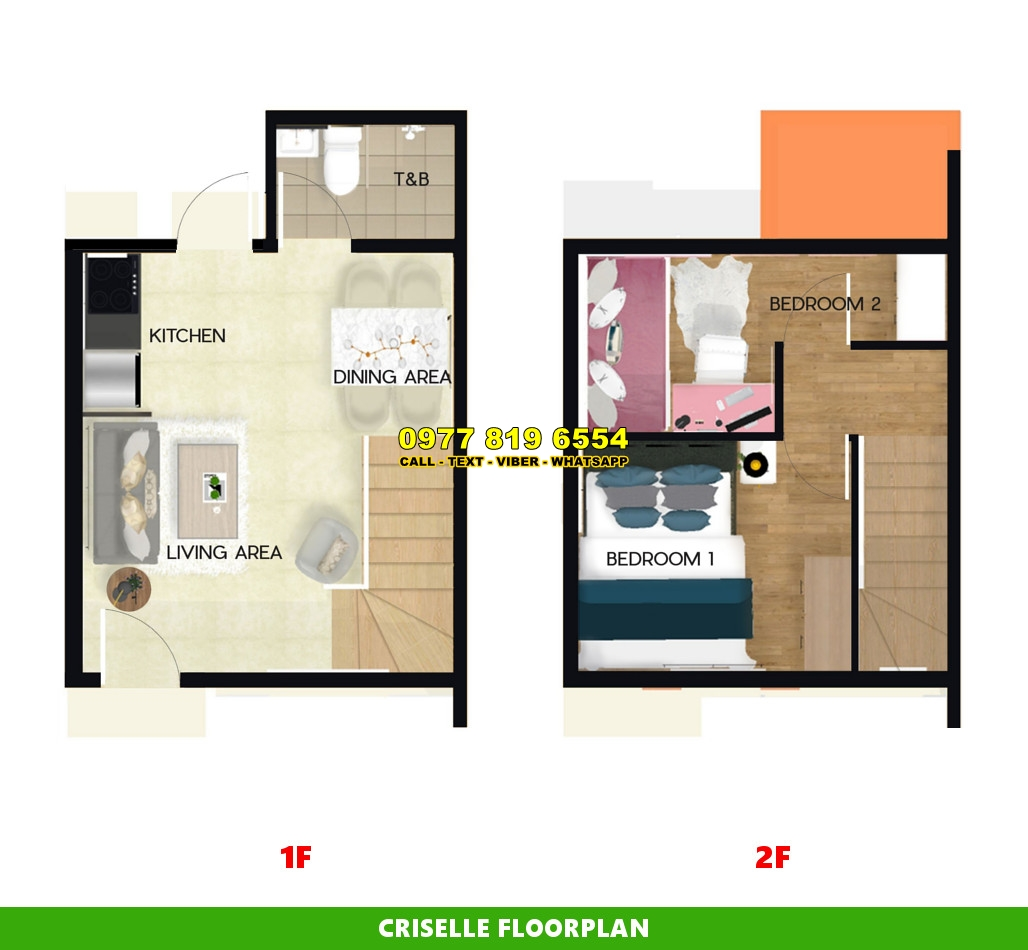 Criselle  House for Sale in San Vicente