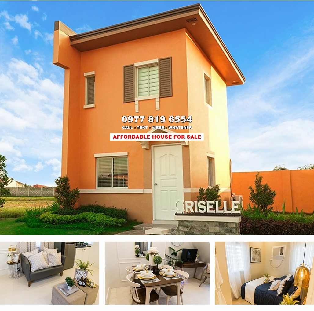 Criselle House for Sale in Camarines Norte