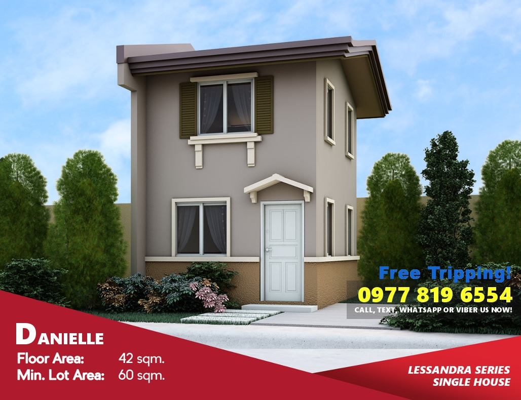 Danielle House for Sale in Camarines Norte