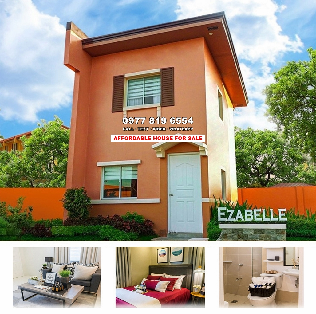 Ezabelle House for Sale in Camarines Norte