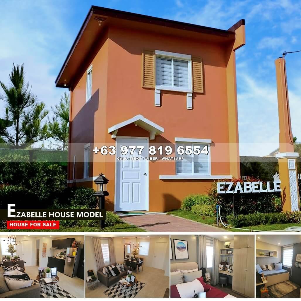 Ezabelle House for Sale in Camarines Norte