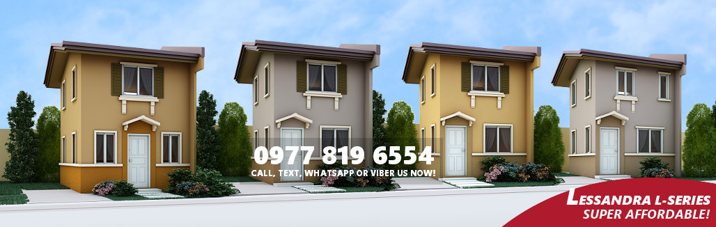 Lesandra L-Series Enclave - House for Sale in Camarines Norte